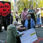 Faith In Action: Begging for the Poor at the BC Legislature